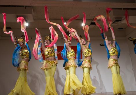Lunar New Year Celebration at Bronx Museum of the Arts