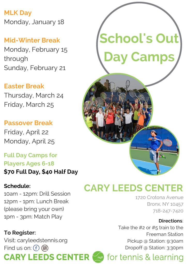 Spring Holiday Camps flyer-page-001