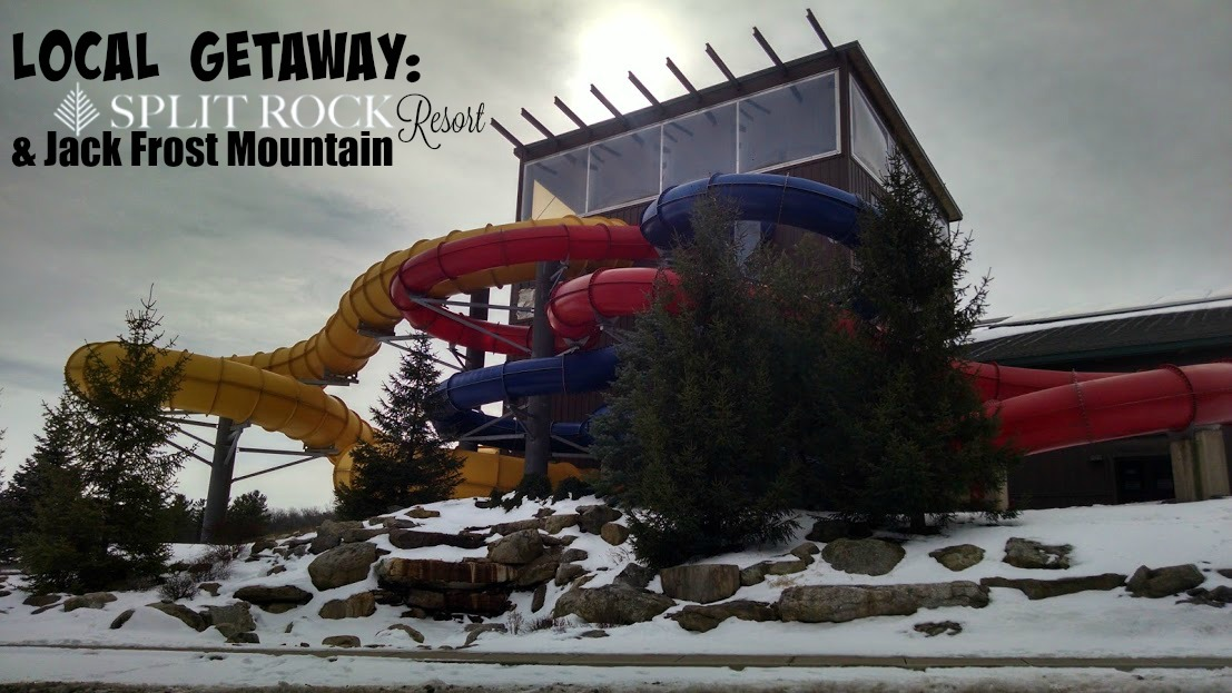 Local Getaway: Split Rock Resort + Jack Frost Mountain