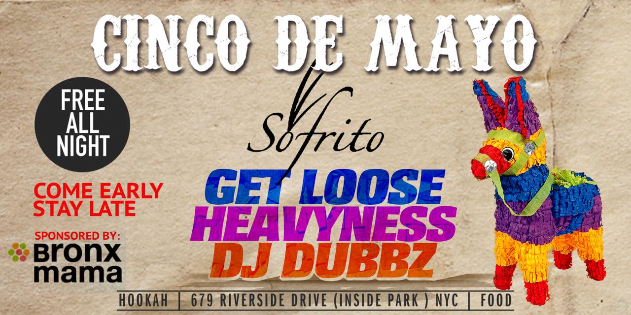 Mom's Nite Out + Cinco de Mayo at Sofrito
