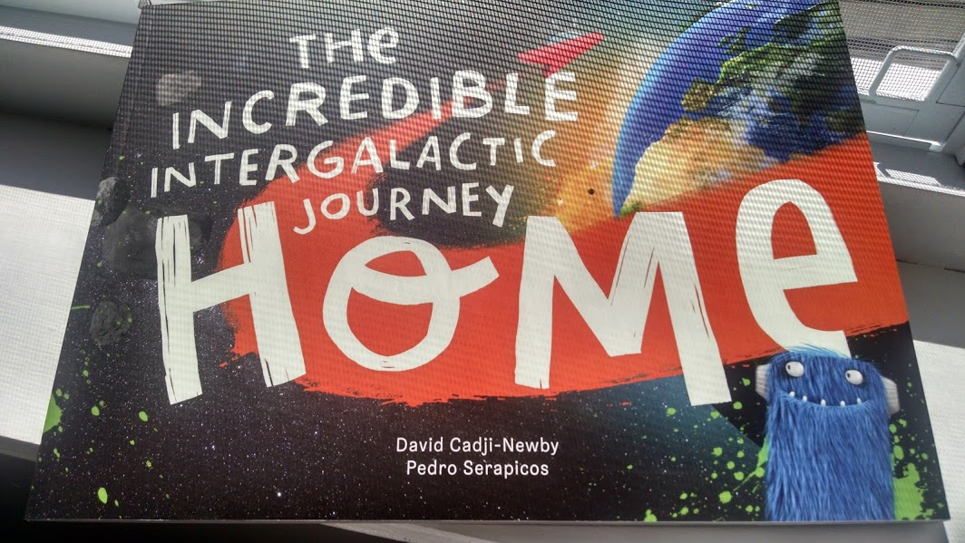 Reading Corner: The Incredible Intergalactic Journey Home