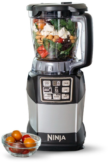 Clean Eating with the Nutri Ninja® with Auto-iQ™and Smooth Boost™ Technology