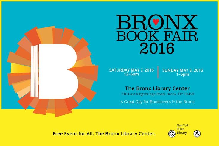 Bronx Book Fair 2016