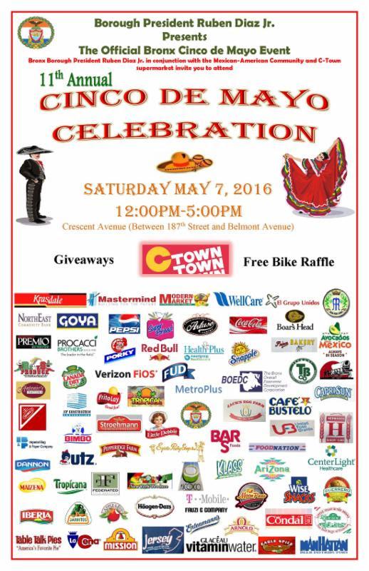 11th Annual Cinco de Mayo Celebration