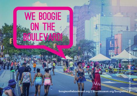 Boogie on the Boulevard