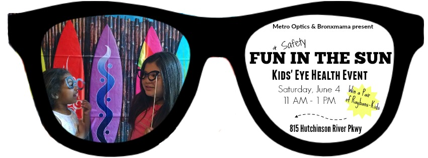 Fun (& Safety!) in the Sun: Kids' Eye Health Event with Metro Optics