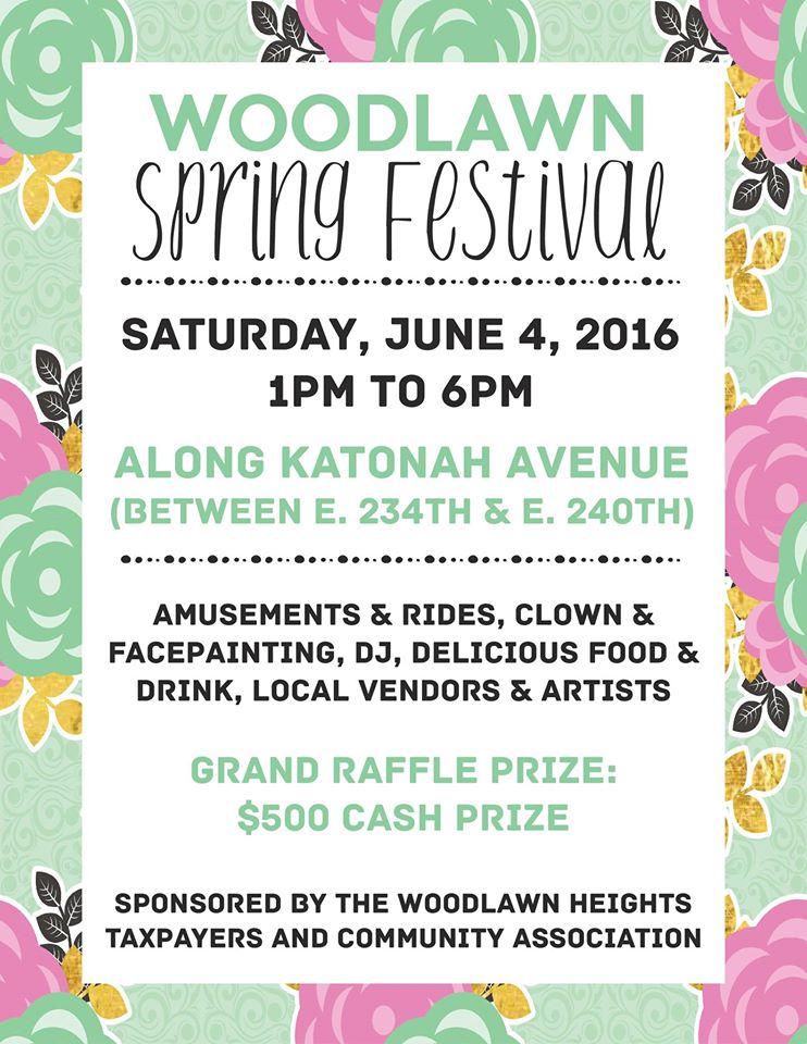 Woodlawn Spring Festival