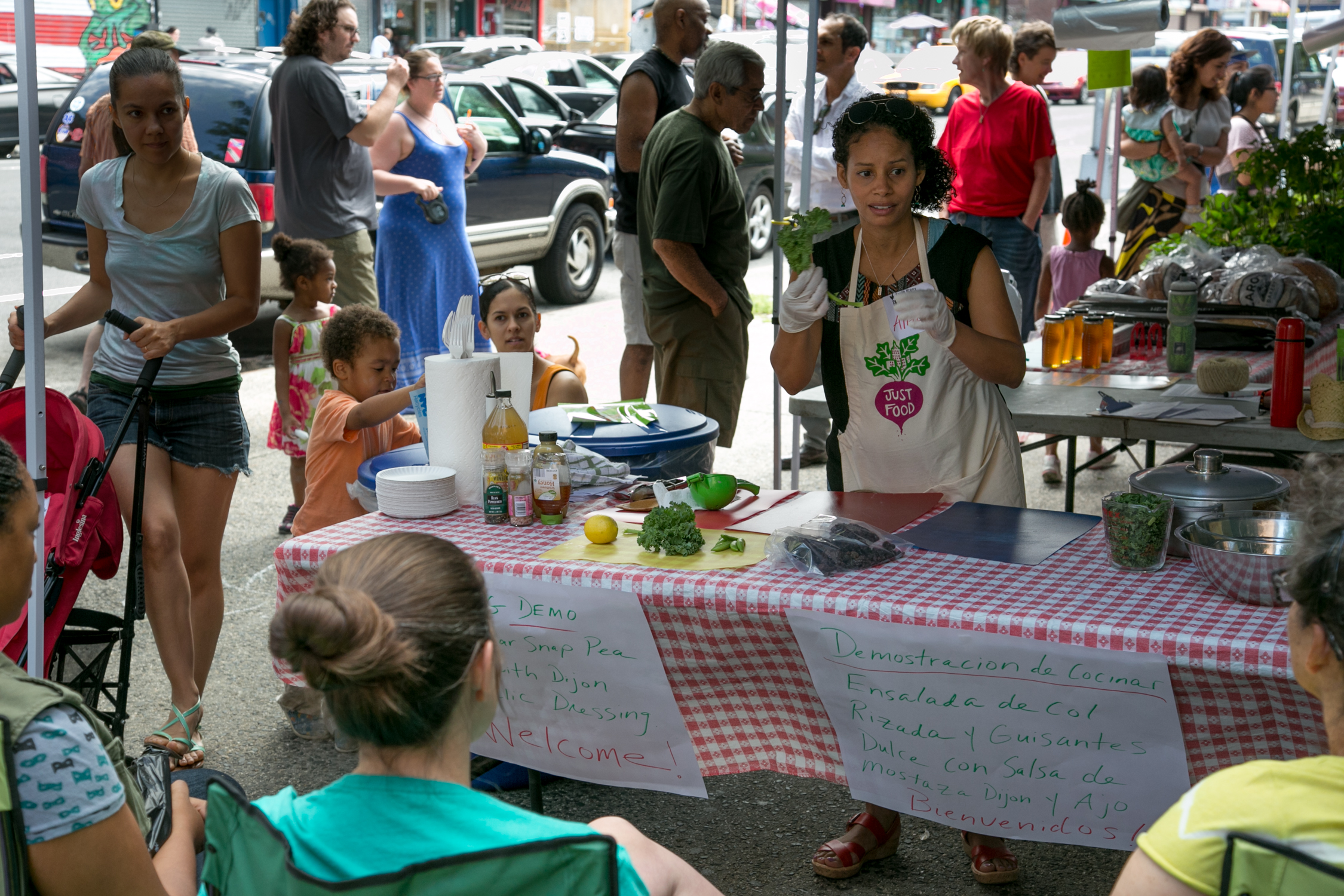 Farmers Market Kids' Classes: Earn Health Bucks, Fun Activities, and More