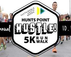 10th Annual Hunts Point Hustle 5K Run/Walk