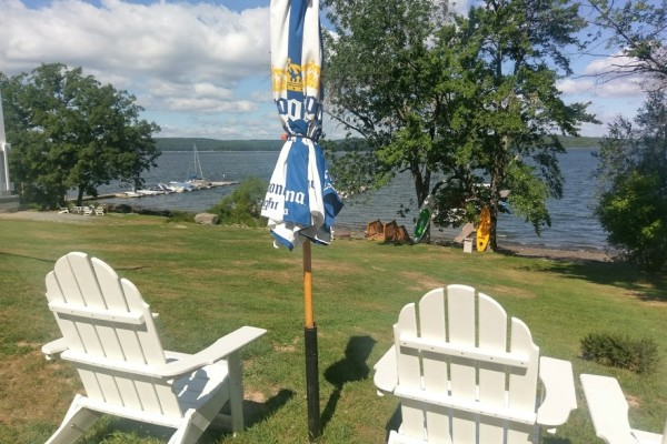 Making Memories at Silver Birches on Lake Wallenpaupack