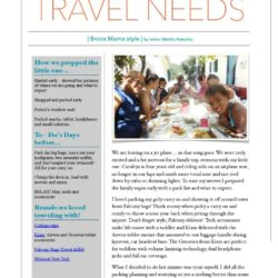 Travel Needs: A Few Must Haves For Families