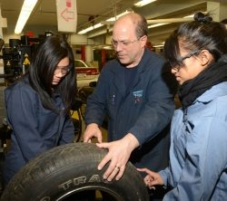 Vote for Bronx High School in Auto Shop Challenge