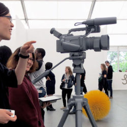 Paid Internship for Teens at the Bronx Museum of the Arts