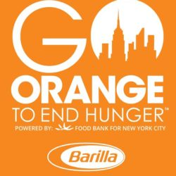 Barilla Brings Pasta Swag Bags to the Bronx for #GoOrangeWithBarilla