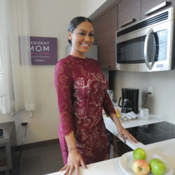 La La Anthony's Thanksgiving Faves While Traveling