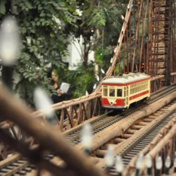 Holiday Train Show at the NYBG- Discount Code & Giveaway