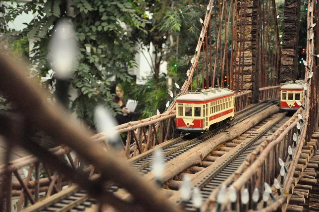 Holiday Train Show At The Nybg Discount Code Giveaway