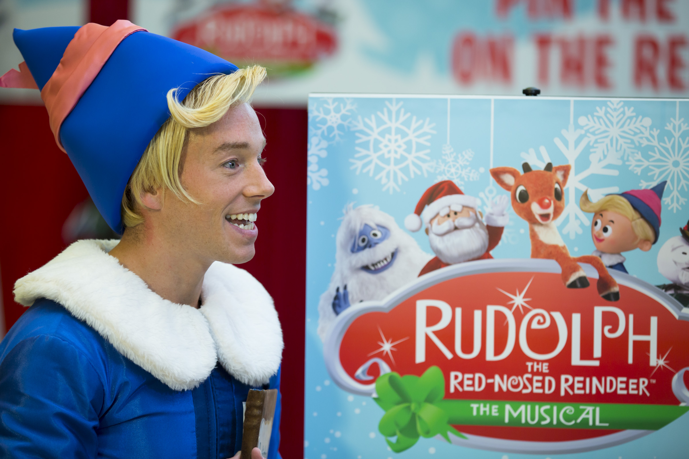 Reindeer Games in Celebration of Rudolph the Red Nose Reindeer: The Musical