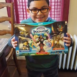 Checking out Skylanders Imaginators