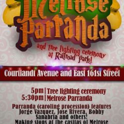 Melrose Holiday Parranda!