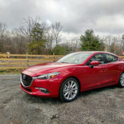 Review: The 2017 Mazda3 s Grand Touring