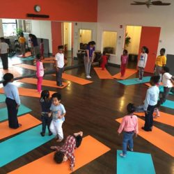 Children's Yoga Offered at Sweet Water Dance & Yoga
