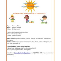 Registration Open for Escuelita de Sofia Summer Spanish Program