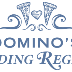 Dominos: Wedding Registries & Ordering on Messenger