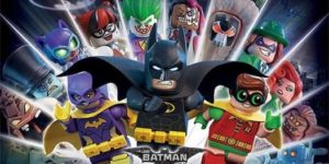 Confetti Paints: Lego Batman