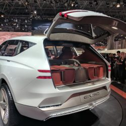 Concept Vehicles, Handbag Challenges, & More at the NY Auto Show