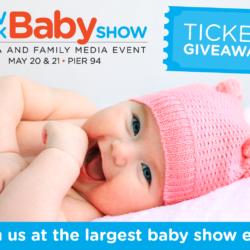 New York Baby Show Ticket Giveaway & Discount Code