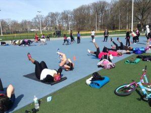 A2K Free Community Workout - Pelham Bay
