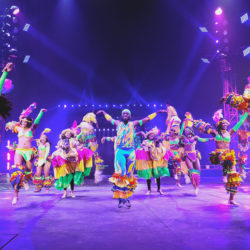 Giveaway:  Win a Family 4-Pack to Opening Night of UniverSoul Circus