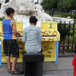 7 Sing for Hope Pianos Will Be Located in the Bronx