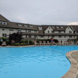 Summertime at Pocono Manor & Bushkill Falls