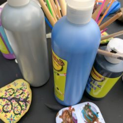 Rock Painting & Game Night in Virginia Park