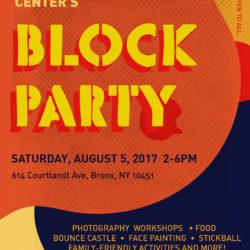 Bronx Documentary Center Block Party