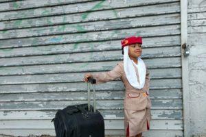 Costume Idea: Emirates Kids Cabin Crew Costume