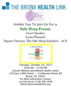 Safe Sleep Forum