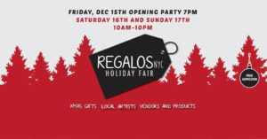 Regalos Holiday Fair