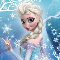 Snowflakes With Elsa