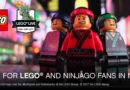 Giveaway: LEGO® LIVE NYC