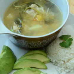 Winter Recipe: Sopa de Auyama