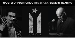 #POETSFORPUERTORICO (THE BRONX) @ Bronx Museum of the Arts