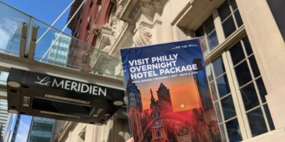 Visit Philly with the Visit Philly Overnight Package