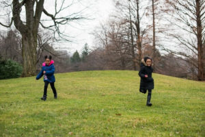 Free Admission for Kids During Presidents Week at Wave Hill