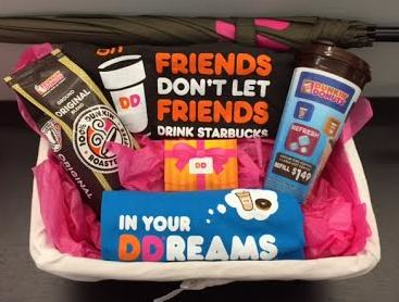 refill travel mug program from dunkin donuts giveaway