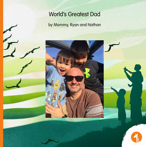 Father's Day Giveaway: World's Greatest Dad from Twigtale