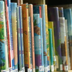 Free Monthly Books for Mott Haven Children Ages 0-4