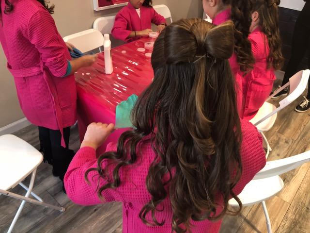Bronx Hair Salon Offers Spa Parties For Kids Bronxmama